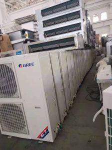 东莞空调回收 中央空调回收 水冷机组回收 二手空调回收